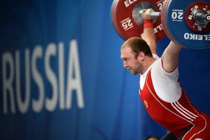 Тяжелоатлет Александр Иванов во второй раз выиграл чемпионат мира