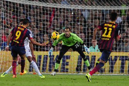 «Барселона» обыграла «Реал» в десятом туре чемпионата Испании