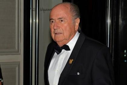 Президент ФИФА предложил наказывать расистские выходки дисквалификацией