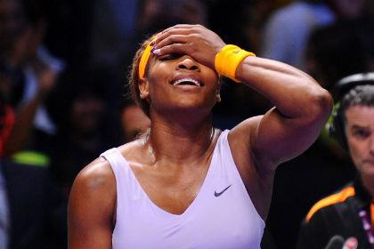 Серена Уильямс выиграла итоговый турнир года