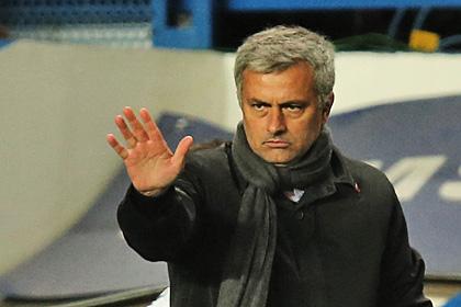 Моуринью извинился за празднование гола в игре с «Манчестер Сити»