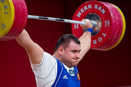 Штангистов сборной России провозгласили «королями унитазов»