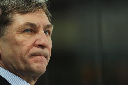 Олимпийского чемпиона уволили с поста тренера клуба КХЛ