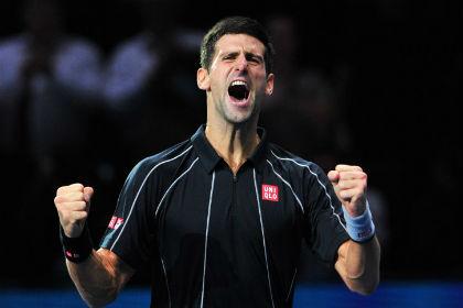 Новак Джокович выиграл итоговый турнир года