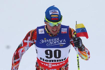 Венесуэльский лыжник попросил Путина взять его на Олимпиаду