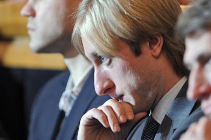 Плющенко пропустит московский этап Гран-при
