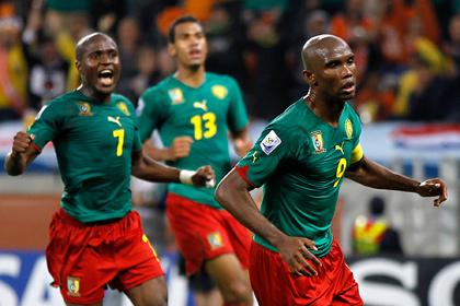 Это'О уличил камерунских футболистов в заговоре
