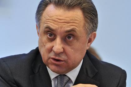 Мутко объяснил приглашение иностранцев в сборные России