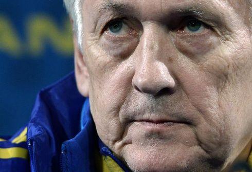 Сборная Украины: феномен команды Фоменко