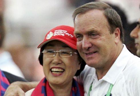 Россия — Корея: другой матч