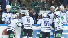 «Динамо» победило в Хабаровске и вплотную приблизилось к СКА