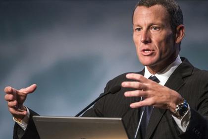 Лэнс Армстронг рассказал о допинг-помощи от спортивных чиновников