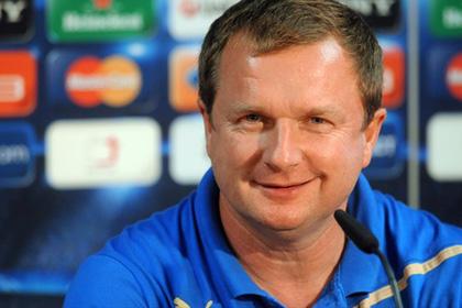 Назван новый тренер сборной Чехии по футболу