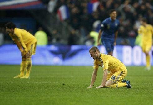 Франция — Украина: на радость Платини