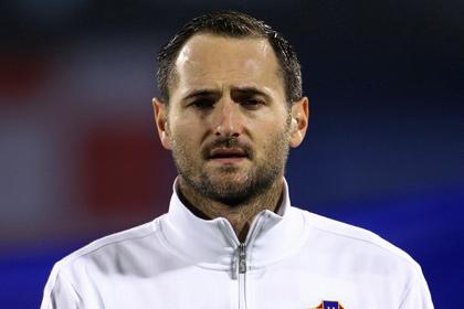 Футболиста сборной Хорватии оштрафовали за нацистское приветствие