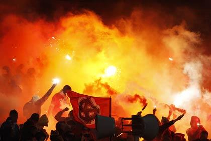 «Спартак» предъявит болельщику с нацистским флагом иск на 15 миллионов рублей