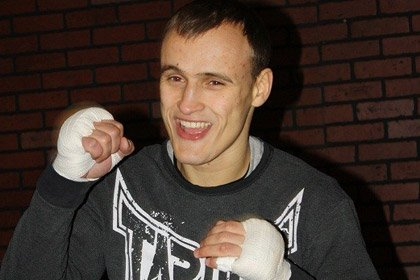 Российский боксер Градович отстоял титул чемпиона мира