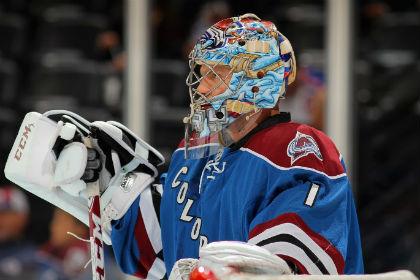 Варламов стал лучшим игроком дня в НХЛ