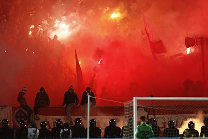 Прерванный матч «Спартака» в Ярославле возобновился