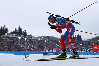 Лидер сборной России по биатлону пропустит гонку на этапе Кубка мира