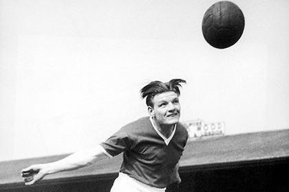 Умер бывший капитан «Манчестер Юнайтед»