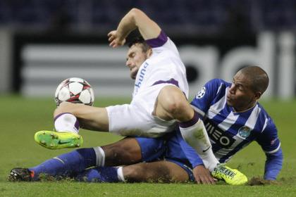 «Порту» сыграл вничью с «Аустрией» в пятом туре Лиги чемпионов