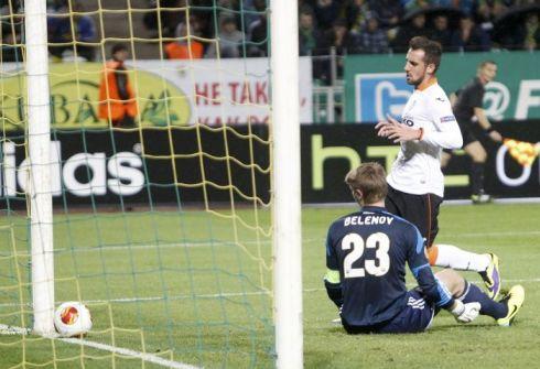 Наши в Лиге Европы: победить «Санкт-Галлен»!