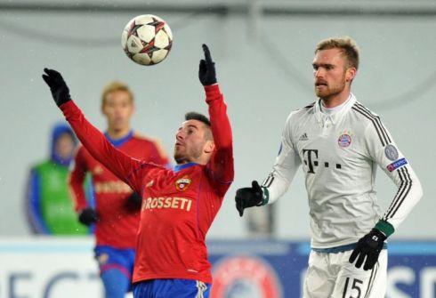 «Бавария» дала ЦСКА повод для гордости»