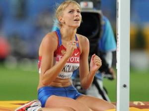Светлана Школина претендует на звание легкоатлетки года