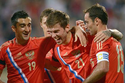 Украина обошла Россию в рейтинге ФИФА