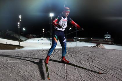 Российская биатлонистка стала четвертой на этапе Кубка мира