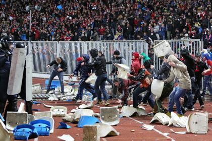 Болельщикам «Спартака» запретили собраться у стадиона «Локомотив»