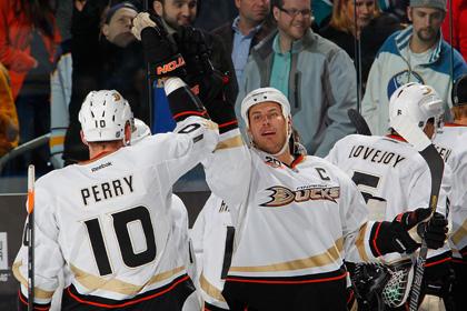 В чемпионате НХЛ сменился лидер