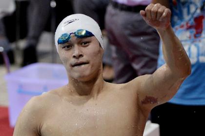 Двукратного олимпийского чемпиона отчислили из сборной Китая