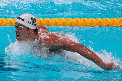 Олимпийский чемпион по плаванию побил мировой рекорд