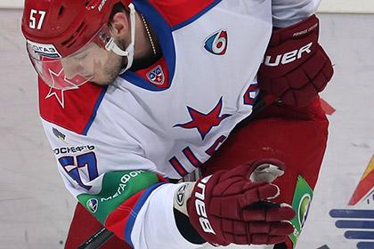 «Авангард» и ЦСКА обменялись чемпионами мира по хоккею
