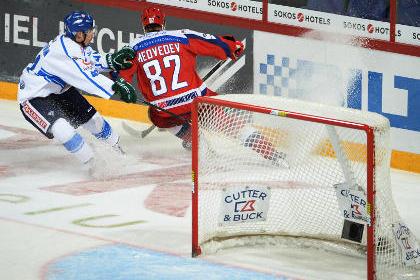 Российские хоккеисты проиграли финнам на Кубке Карьяла