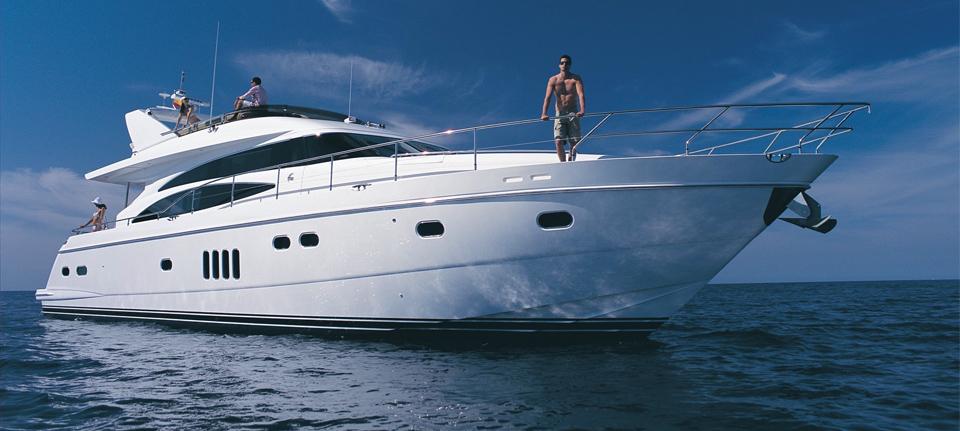 Отменный отдых на яхте