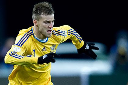 Журнал World Soccer включил украинского футболиста в список лучших игроков года