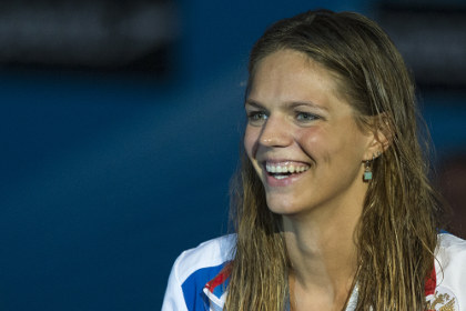 Россиянка установила мировой рекорд по плаванию брассом