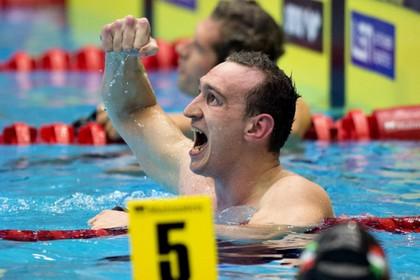 Сборная России выиграла медальный зачет ЧЕ на короткой воде