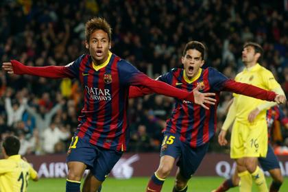 «Барселона» побила рекорд «Реала» 25-летней давности