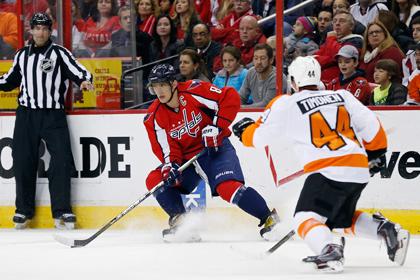 Овечкин сделал шестой дубль в сезоне НХЛ