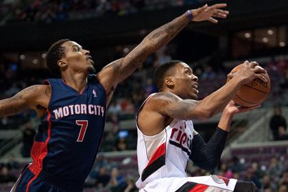 Бросок на последней секунде овертайма решил исход матча НБА
