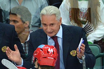 Билялетдинов поставил хоккеистам сборной четыре задачи