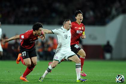 «Бавария» вышла в финал чемпионата мира среди клубов