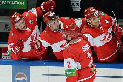 Хоккеисты сборной России призвали спасти «Спартак»