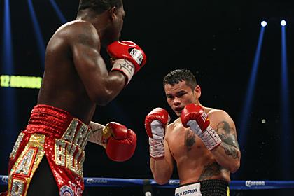 Боксера уличили в приеме таблетки во время чемпионского боя