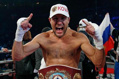 Российский чемпион мира номинирован на звание «Боксер года»