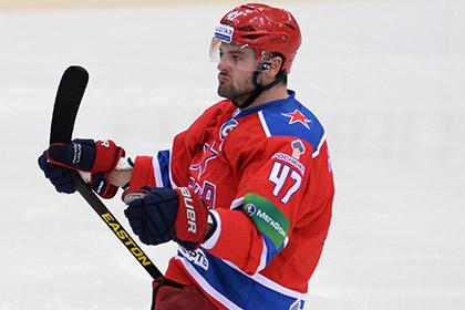 КХЛ отменила матч-штраф Александра Радулова